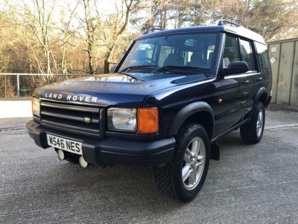 2000/W Landrover Discovery 2 TD5 TDI